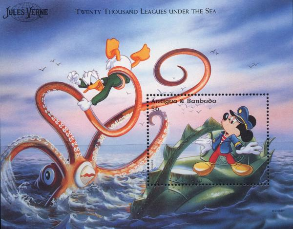 Loch Ness Monster Cartoon. Loch Ness Monster and his