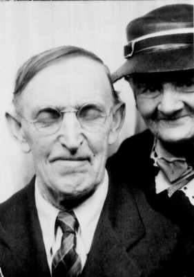 Henry Williams Freese and Ella Kenyon Freese